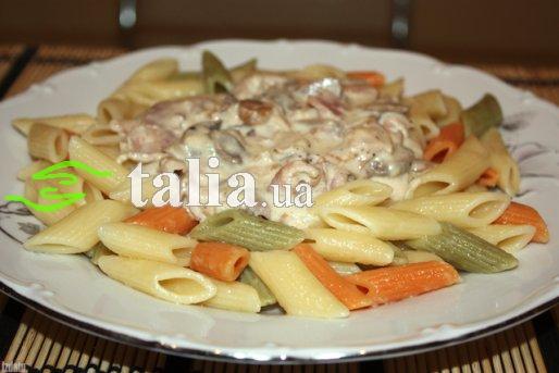 Рецепт. Спагетти ''Карбонара''. Соус ''Карбонара''