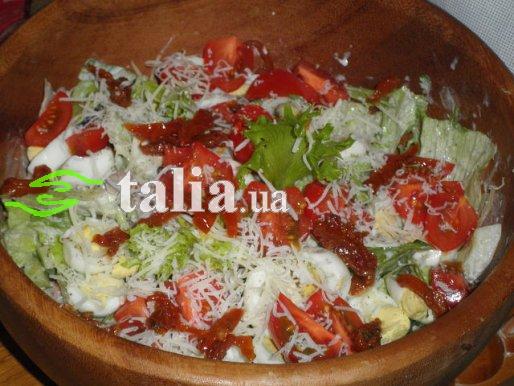 Рецепт. Салат ''Нисуаз''
