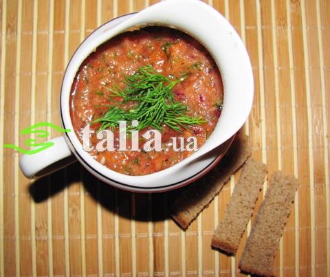 Рецепт. Соус ''Сальса'' томатный