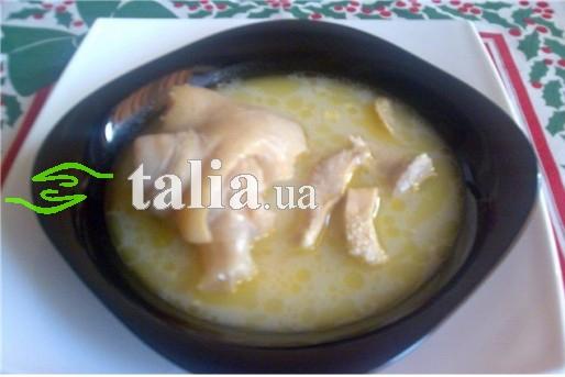Рецепт. Грузинский суп