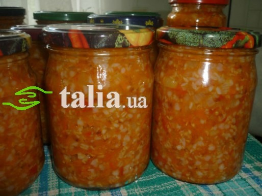 Рецепт. Суп на зиму с гречкой