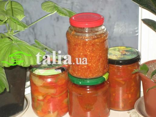 Рецепт. Заправка для супа из риса и овощей