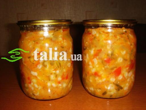 Рецепт. Суп на зиму с перловкой