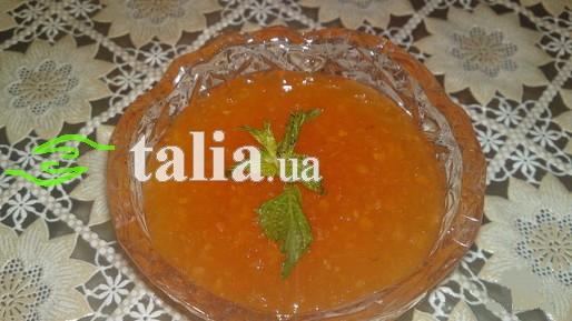 Рецепт. Апельсиновый джем (из апельсинов)