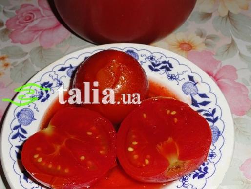 Рецепт. Квашеные помидоры на зиму