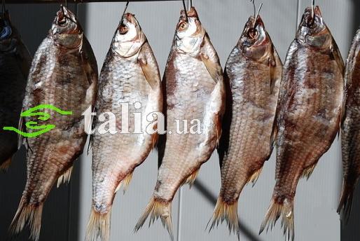 Рецепт. Сушеная рыба. Как сушить рыбу