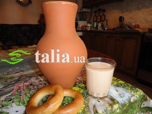 Рецепт. Топленое молоко (варенец)