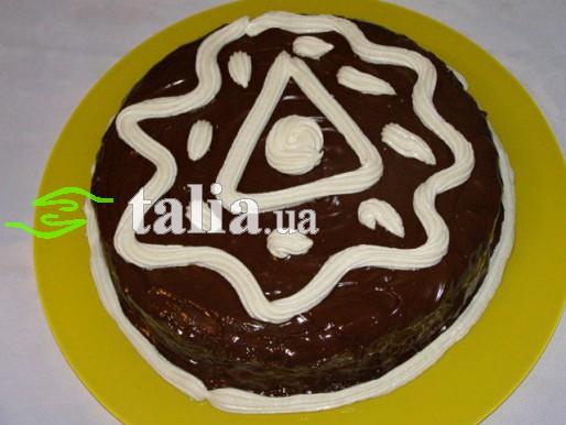 Рецепт. Торт в микроволновке шоколадный