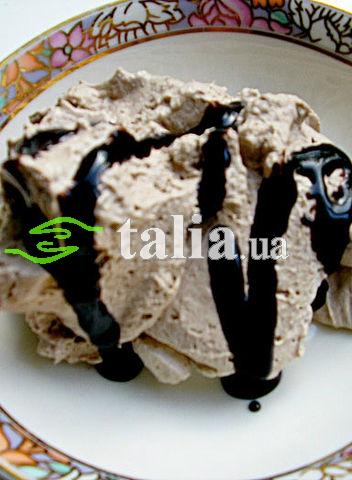 Рецепт. Кофейное мороженое