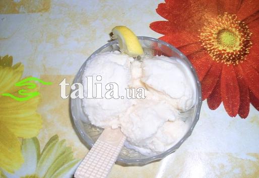 Рецепт. Домашнее мороженое ''Крем-брюле''