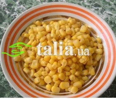 Рецепт. Консервирование кукурузы