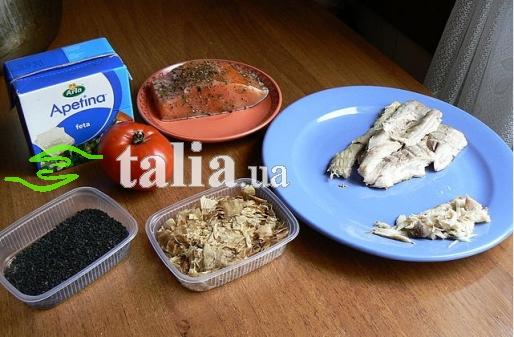 Рецепт. Начинка для суши в домашних условиях