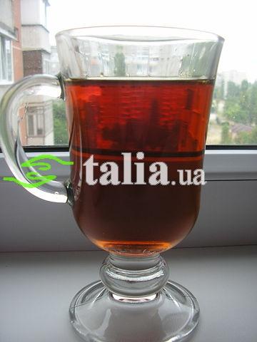 Рецепт. Чай для похудения