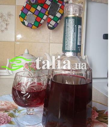 Как сделать малиновое вино фото 515