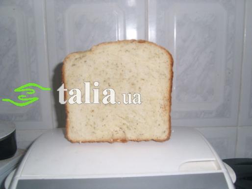 Рецепт. Хлеб в хлебопечке