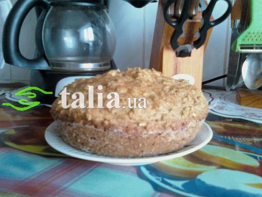 Рецепт. Бездрожжевой хлеб с кукурузной мукой