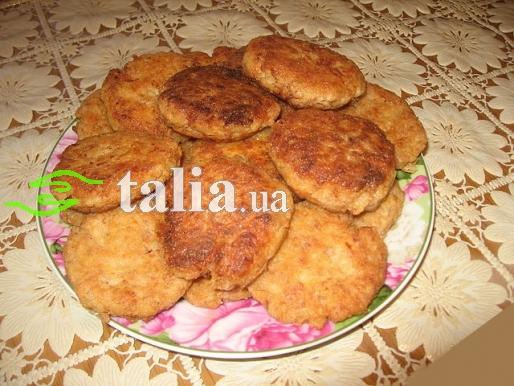 Рецепт. Гречаники с мясом по-украински