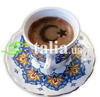 Рецепт. Кофе по-турецки с сахаром