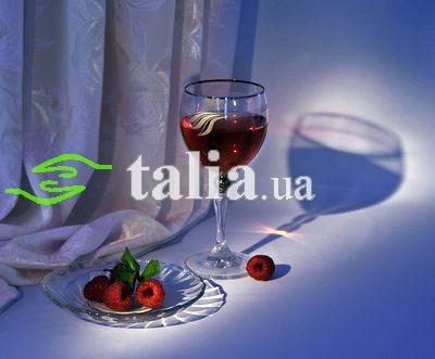 Рецепт. Малиновое вино домашнее (десертное)