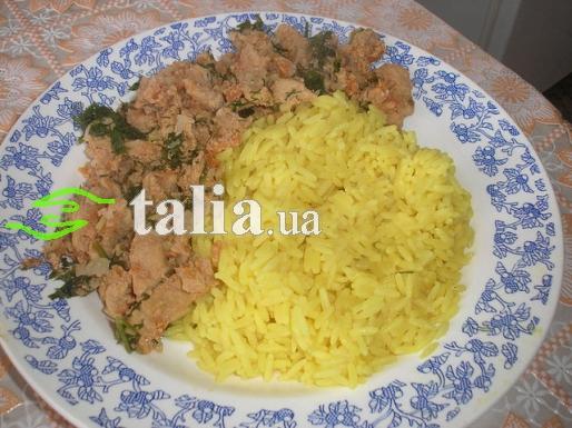 Рецепт. Подлива с мясом свинины и белым вином