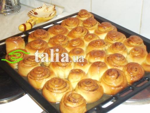 выпечка рецепты булочки