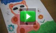 Видео. Сюжет - благотворительность, помощь детскому дому в селе Цибли (Киевская обл.)