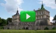 Видео. Подгорецкий замок. Замок в Подгорцах | Підгорецький замок. Замок у Підгірцях