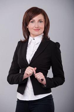 Талия Радченко. Автор проекта TALIA.ua