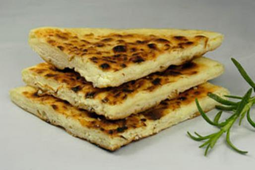 Рецепт. Хачапури с сыром (грузинские)