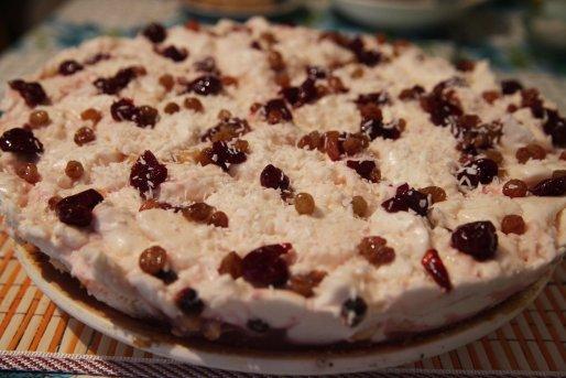 Рецепт. Желейный торт