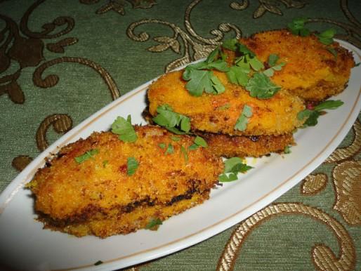 Рецепт. Морковные котлеты постные