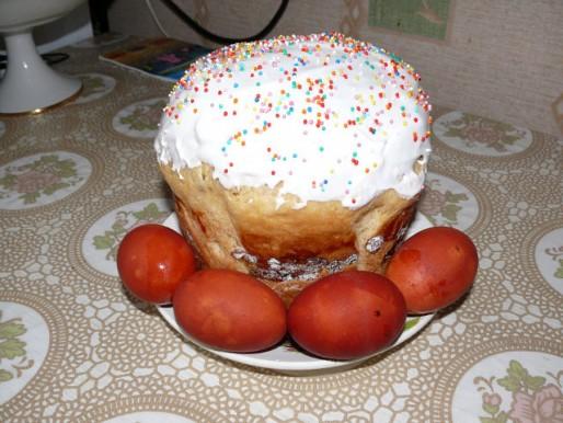 Рецепт. Как приготовить пасху на яичных желтках