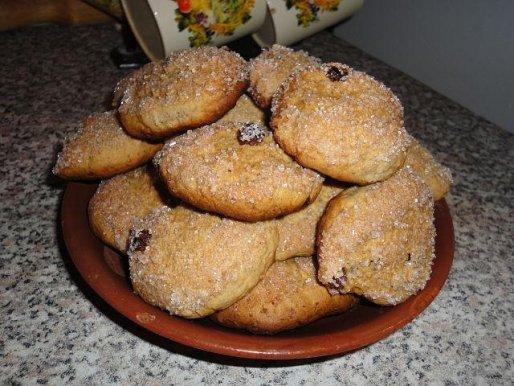 Рецепт. Овсяное печенье
