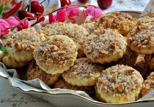 Рецепт. Песочное печенье