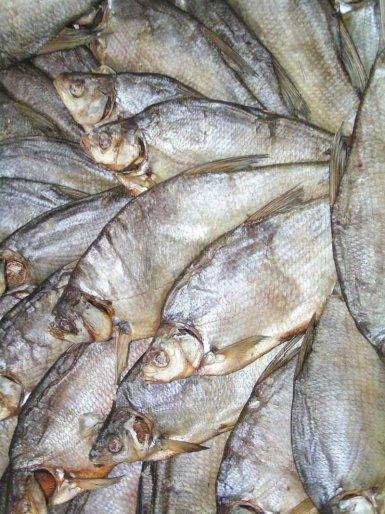 Рецепт. Вяленая рыба в домашних условиях