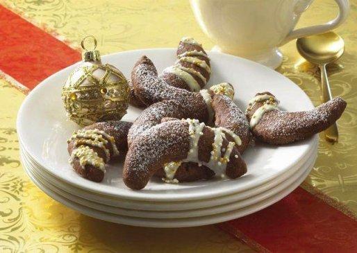 Рецепт. Шоколадное печенье
