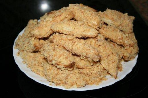 Рецепт. Домашнее печенье со сгущенкой