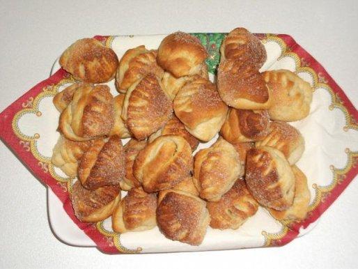 Рецепт. Творожное печенье