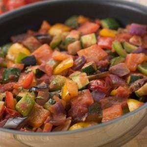 Рецепт. Рагу овощное (овощноерагус мясом)