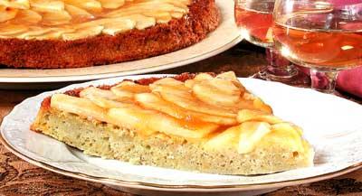 Рецепт. Яблочный пирог