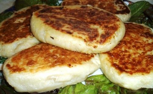 Рецепт. Картофельные зразы с грибами