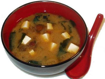 Рецепт. Мисо суп классический японский