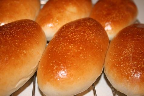 Рецепт. Пирожки в духовке со сладкой начинкой (пирожки из дрожжевого теста)