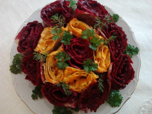 Рецепт. Салат дешево