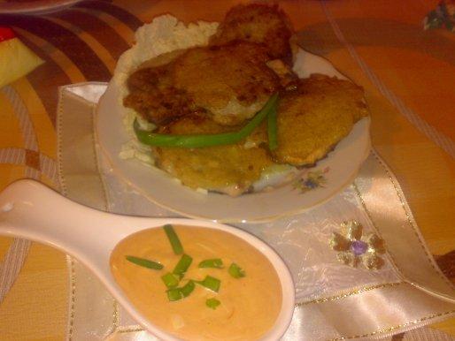 Рецепт. Сметанный соус к рыбе и мясу