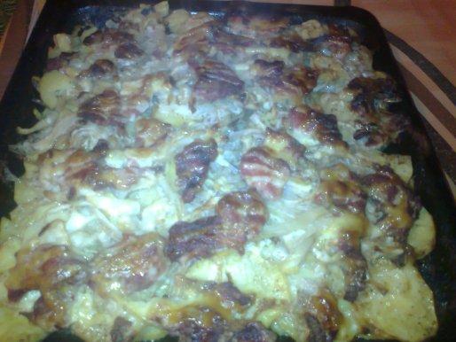 Рецепт. Картошка по-французски