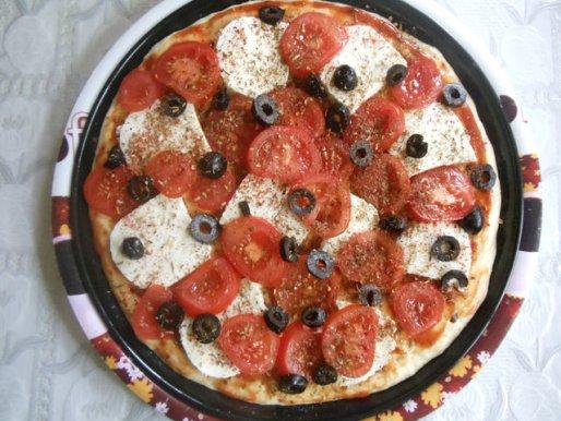 Рецепт. Пицца