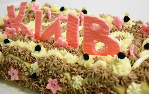Рецепт. Киевский торт