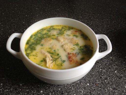 Рецепт. Французский суп