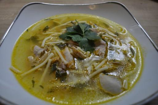 Рецепт. Куриный суп